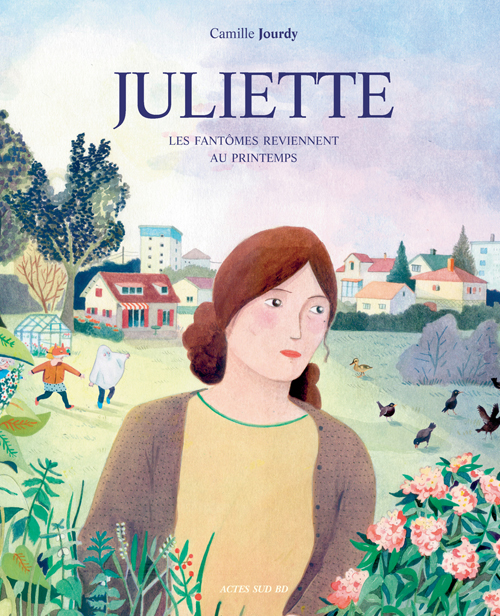 juliette les fantomes reviennent au printemps