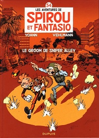 spirou le groom de sniper alley article